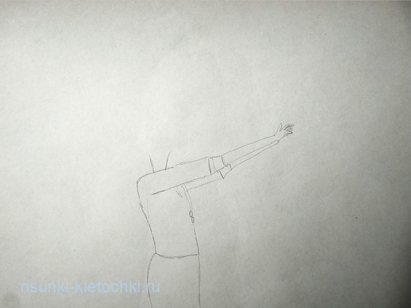 Как нарисовать сказочный патруль карандашом поэтапно