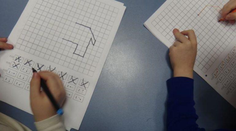 Чему учит графический диктант