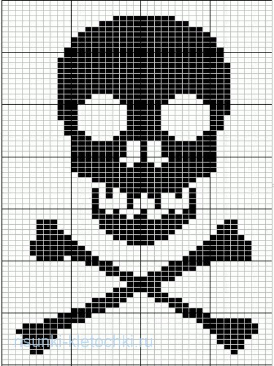 Пираты по клеточкам