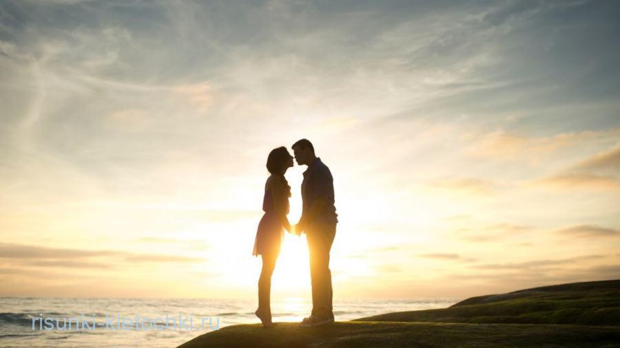 Три вида дбви- Романтическая любовь