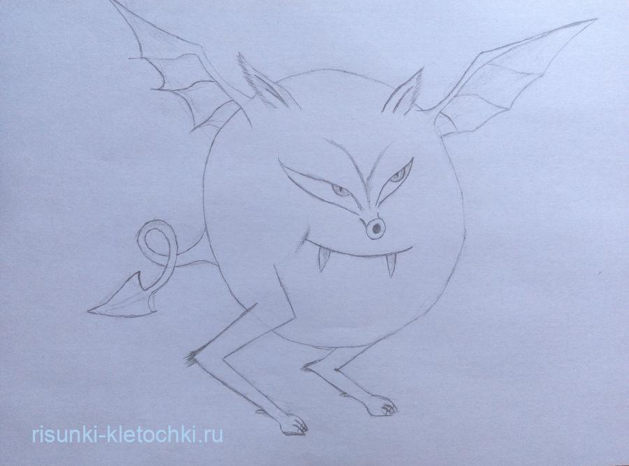 Как нарисовать коронавирус поэтапно карандашом
